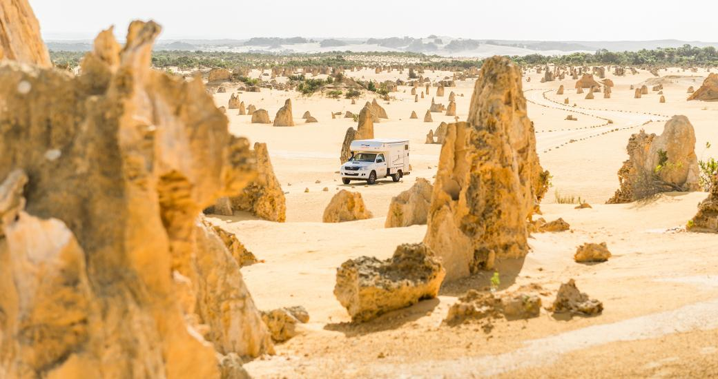 The Pinnacles, Cervantes, Indian Ocean Drive