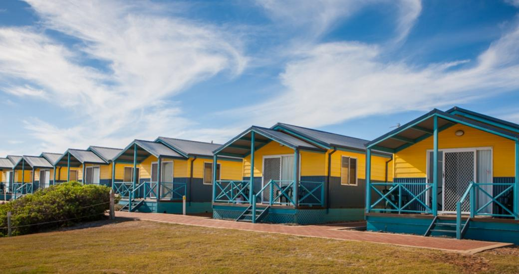 Dongara Port Denison Tourist Park Accommodation