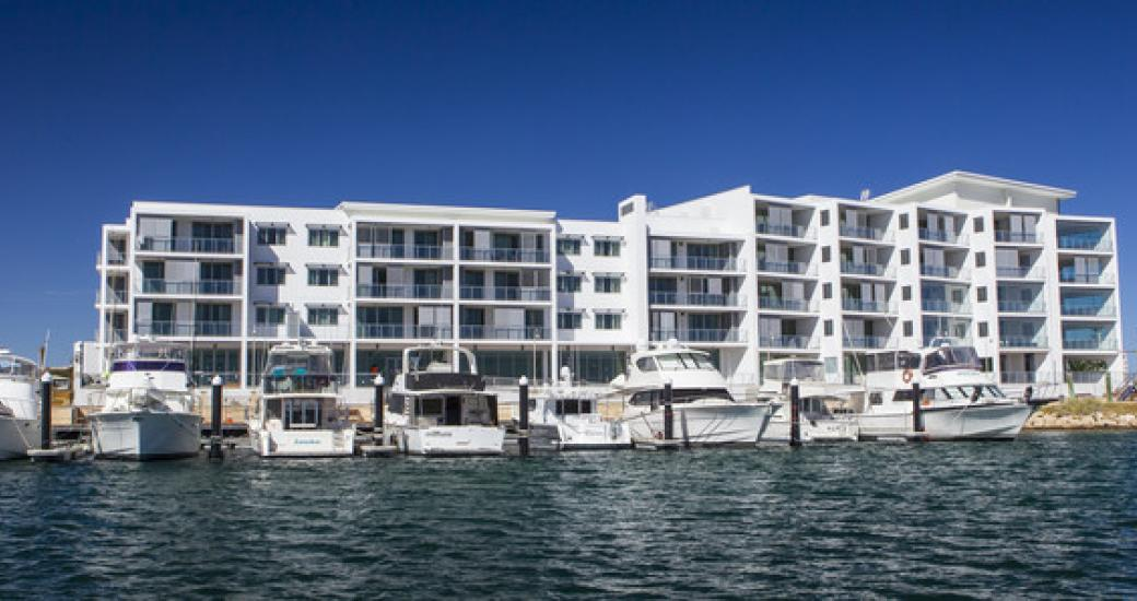 Geraldton Mantra Waterfront Hotel Accommodation
