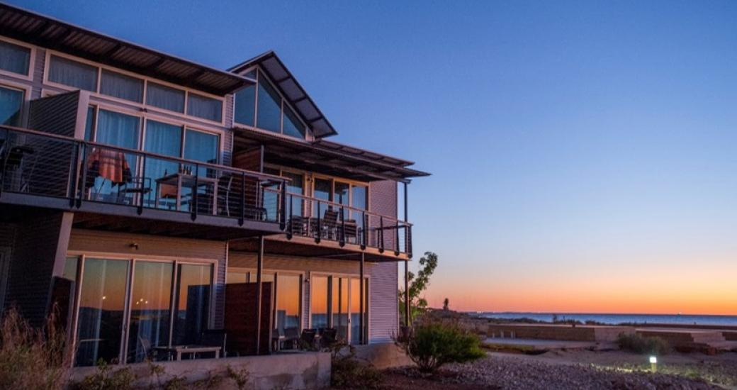 Mantarays Ningaloo Beach Resort Exmouth Hotel Accommodation Western Australia