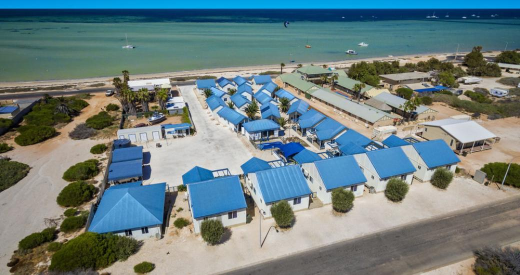 Shark Bay Oceanside Denham Accommodation