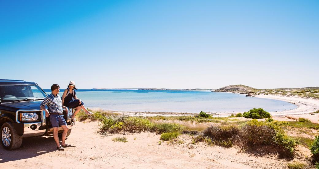 Shark Bay Western Australia Road Trip State Holiday