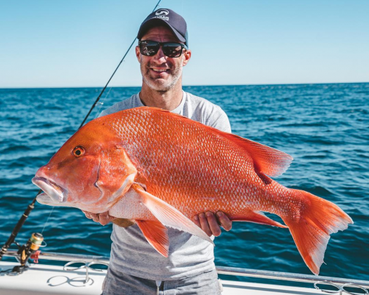Evolution Fishing Charters, Exmouth, Western Australia