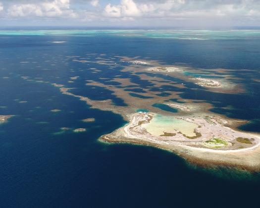 Touring at the Abrolhos Islands, Eco Abrolhos, Geraldton, Western Australia