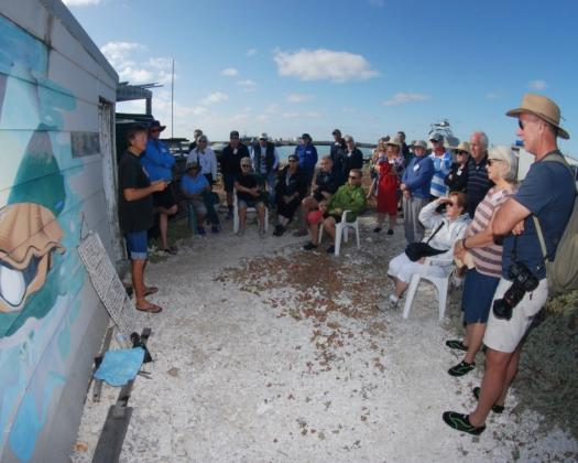 Pearl Hatchery at the Abrolhos Islands, Eco Abrolhos, Geraldton, Western Australia