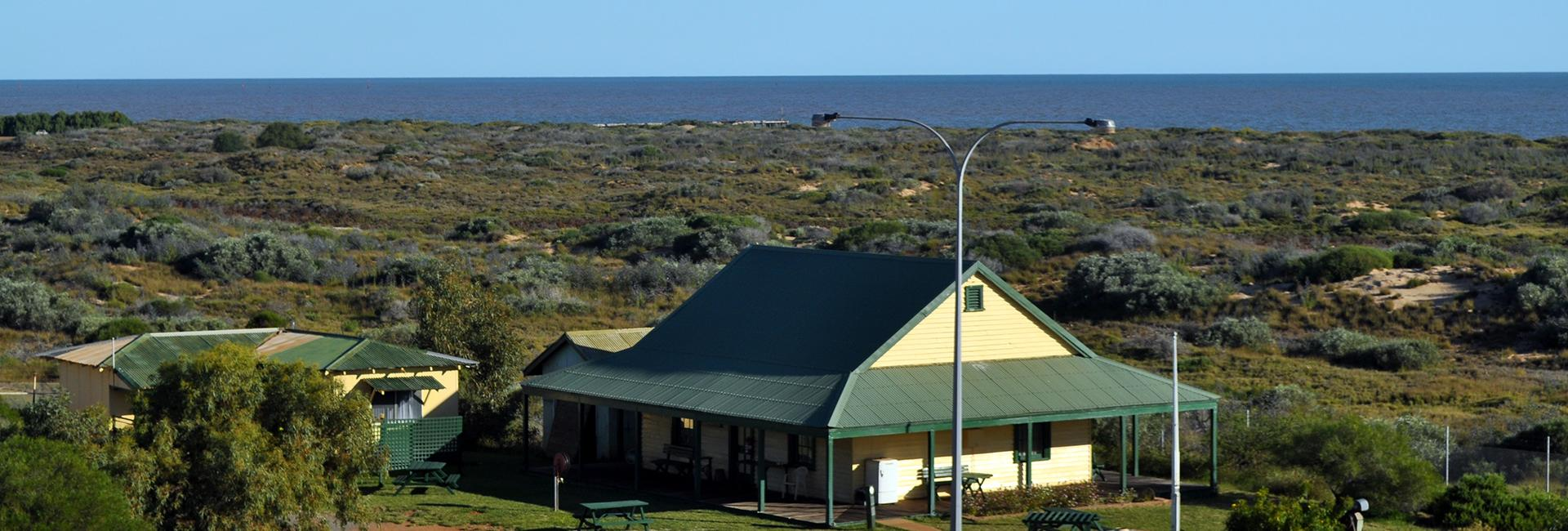 Lighthouse Cottage Museum Carnarvon Heritage Precinct
