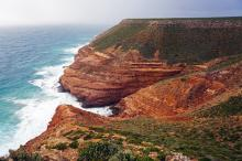 Kalbarri Coastal Cliffs Hiking Bigurda trail