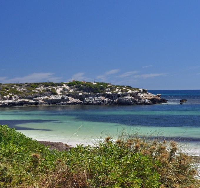 Dynamite Bay near Green Head, Western Australia