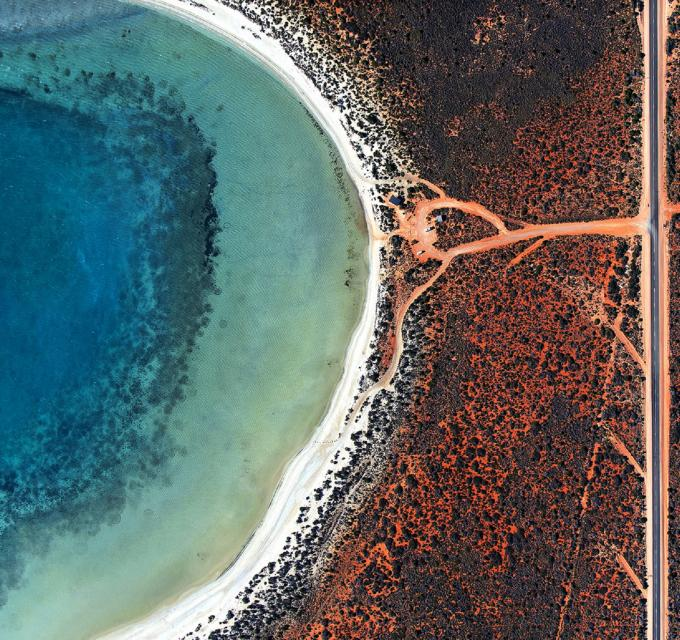 Little Lagoon Shark Bay Western Australia Tommy Clarke