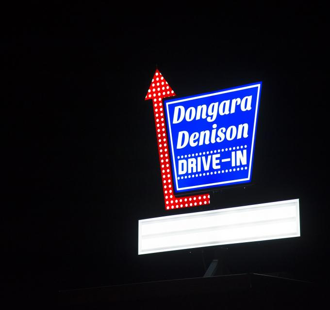 Dongara Port Denison Drive In Cinema