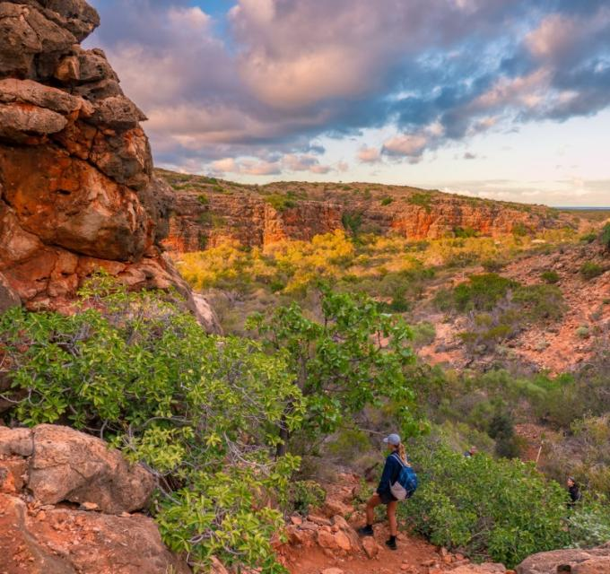 Mandu Mandu Gorge Cape Range National Park Exmouth Ningaloo
