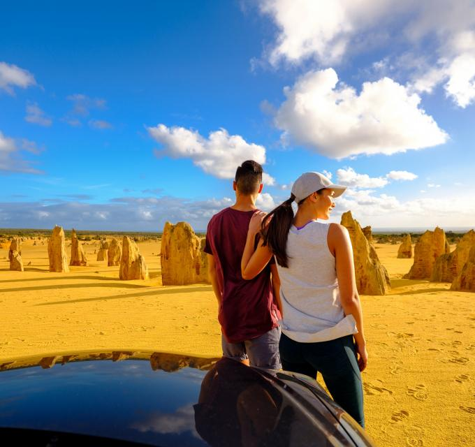 The Pinnacles Western Australia Road Trip State Holiday